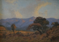 Magaliesberg by Pierneef, Jacob Hendrik