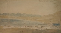 Series of watercolours covering the Cape of Good Hope - thirteen by Pink, Edmund
