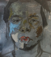 Face 1 by Smit, Lionel