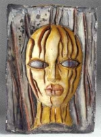 Impression of a Mask by Preller, Alexis