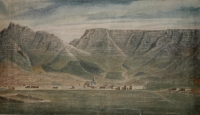 Series of watercolours covering the Cape of Good Hope - twelve by Pink, Edmund