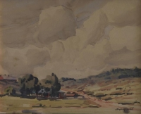 Highveld Summer clouds by Carter, Sydney