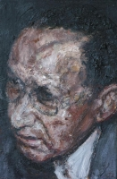 Untitled (Portrait of man) by Louw, Johann