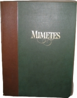 An illustrated account of mimetes Salisbury and orothamnus pappe by Rourke, John Patrick