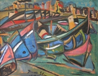 Harbour by Stern, Irma