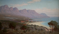 Camps bay 1910 by Volshenk, Jan Ernst Abraham
