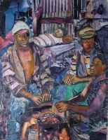 Township braai by Tshabangu, Dominic