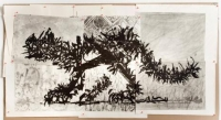 Scribble Cat by Kentridge, William