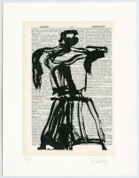 Universal Archive : Ref 9 by Kentridge, William