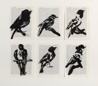 Universal Archive Untitled (6 Birds) by Kentridge, William