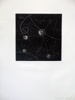 Magic Flute Portfolio - Constellation by Kentridge, William