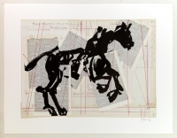 Universal Archive (Horse by Kentridge, William