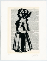 Universal Archive : Ref 15 by Kentridge, William