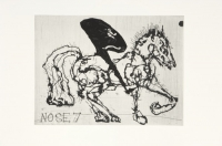 Nose 7 by Kentridge, William