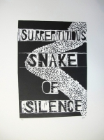 The Surreptitious Snake of Silence by Makhlouf, Alexandra