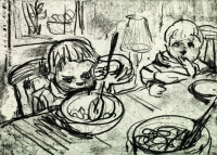Childhood Scenes(Gravy) by McCrickard, Kate