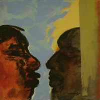 Reluctant dialogue by Naude, Andre