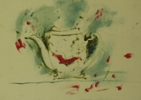 Tea pot by Relly, Tamsin