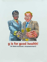 G is for Good Health by Kannemeyer, Anton