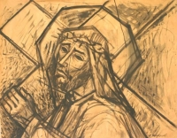 Jesus Christ (Station of the Cross) by Baldinelli, Armando