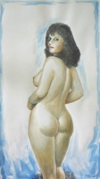 Unfinished Nude by Baldinelli, Armando