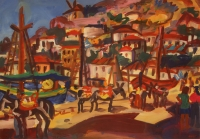 Greece by Batha, Gerhard