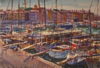 San Tropez by Batha, Gerhard