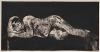 Sleeper - Black by Kentridge, William