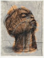 Orange Head by Kentridge, William