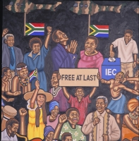 Images of South African History No. 3 by Ndlovu, Sipho