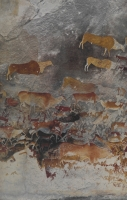 San Rock Art: 2 by University of the Witwatersrand