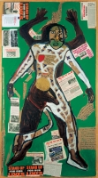 Body Maps (3) by Cekiso, Babalwa