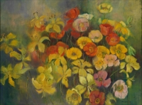 Spring Flowers by Goldin, Alice
