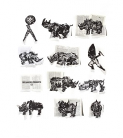 Wittgensteins rhino by Kentridge, William