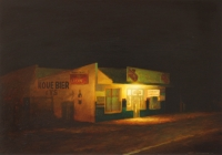 Cold beer, Uniondale by Serfontein, Henk