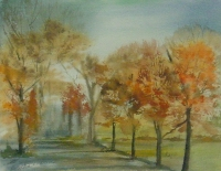 Autumn by Dickson, Dorothy