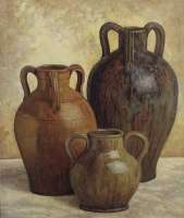 3 pots ( Same as 3 others) by Unknown