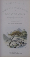Game And Wild Animals In Southern Africa by Harris, William Cornwallis