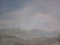 Misty Landscape by Ottens, Robert